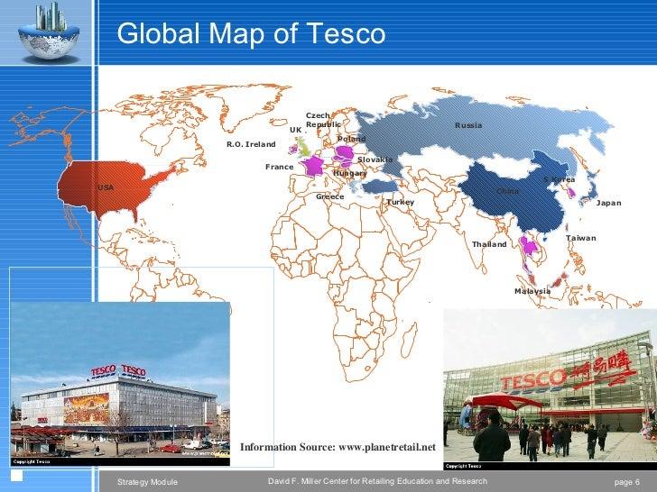 Globalisation / Tesco