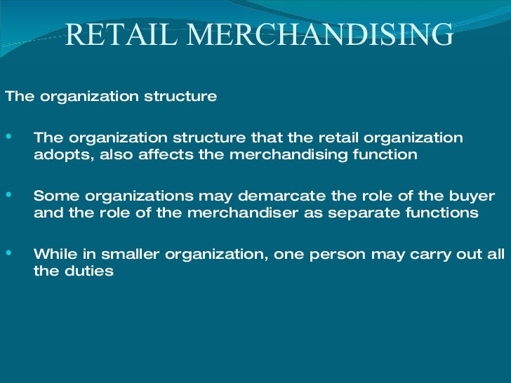 international retail buying merchandising A comprehensive overview of buying & merchandising within the   professional buyers purchase wholesale goods for retail establishments.