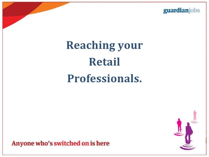 Guardian Retail presentation
