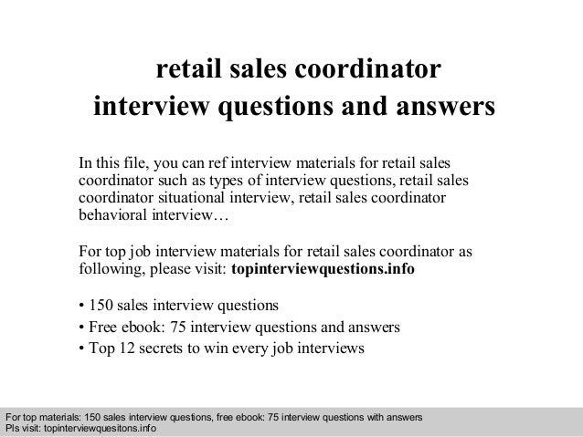 retail sales position description retail sales coordinator – Retail Sales Associate Job Description