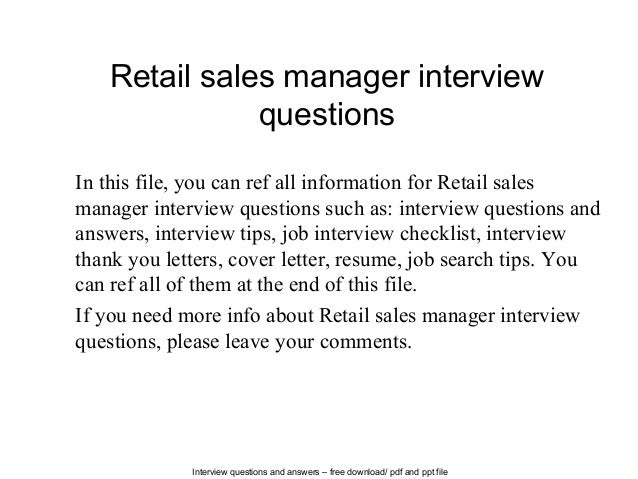macy s sales executive interview questions and answers ideas
