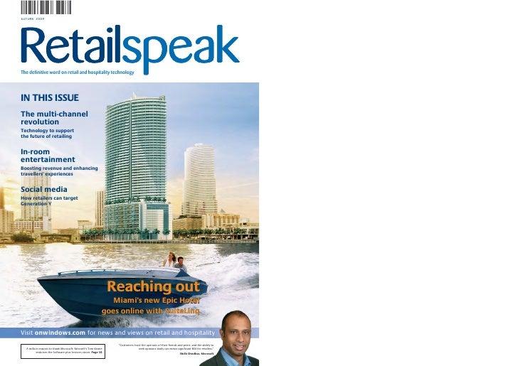 Retailspeak Issue 25