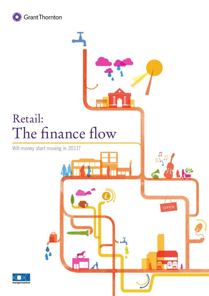 Retail the finance flow 2011