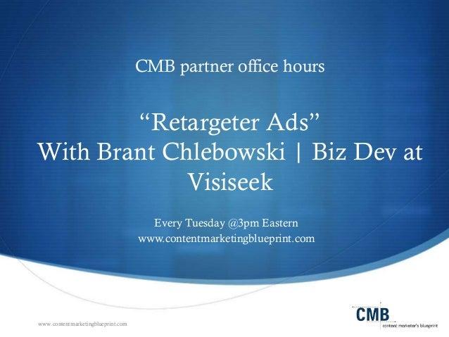 Retargeter ads
