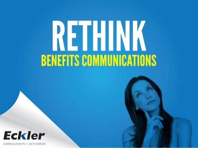 Rethink Benefits Communications