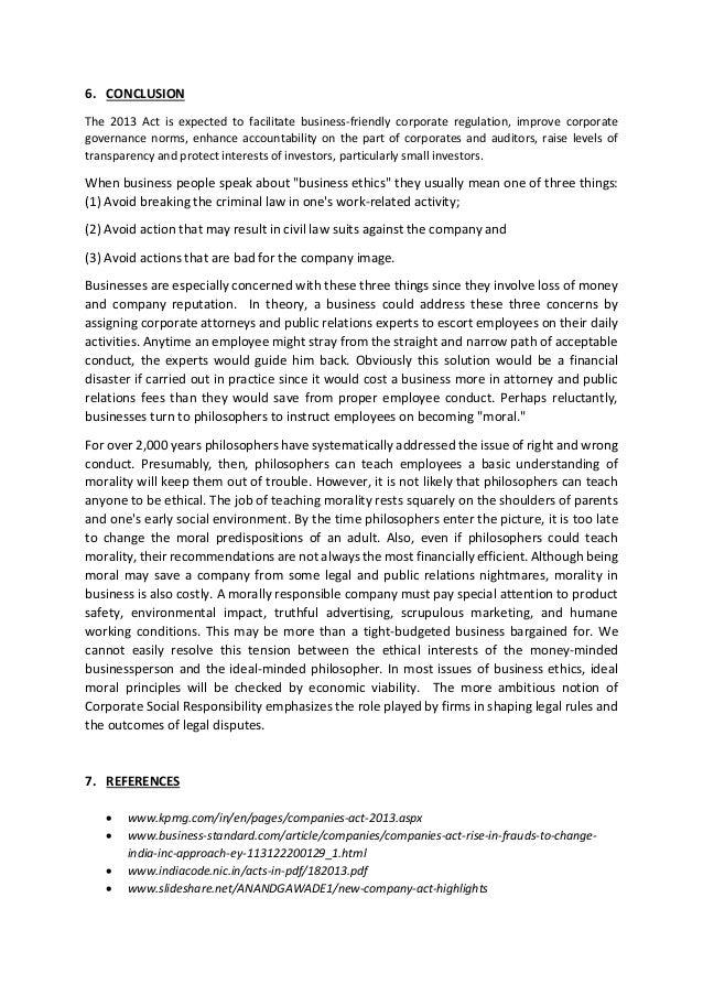 ethics essay topics