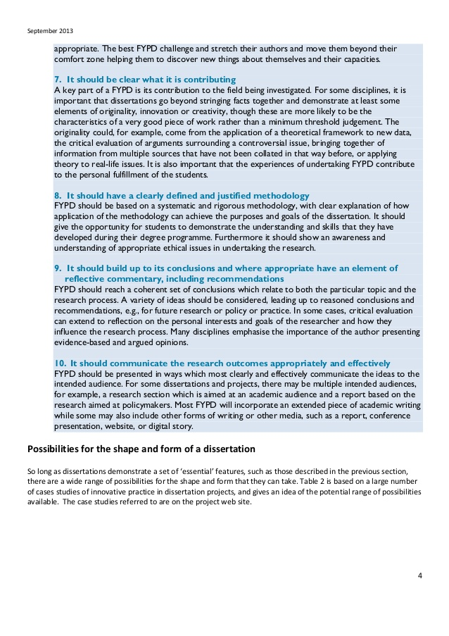 Dissertation diaries: April 2014 - American Psychological Association