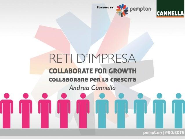 Reti d'impresa - Powered by Pempton & Cannella Immobiliare