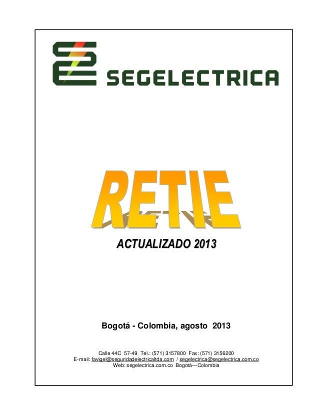 Retie 2013