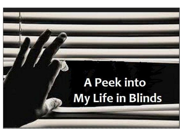 My Life in Blinds