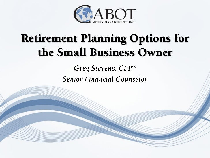 Business Plan For Small Businesses