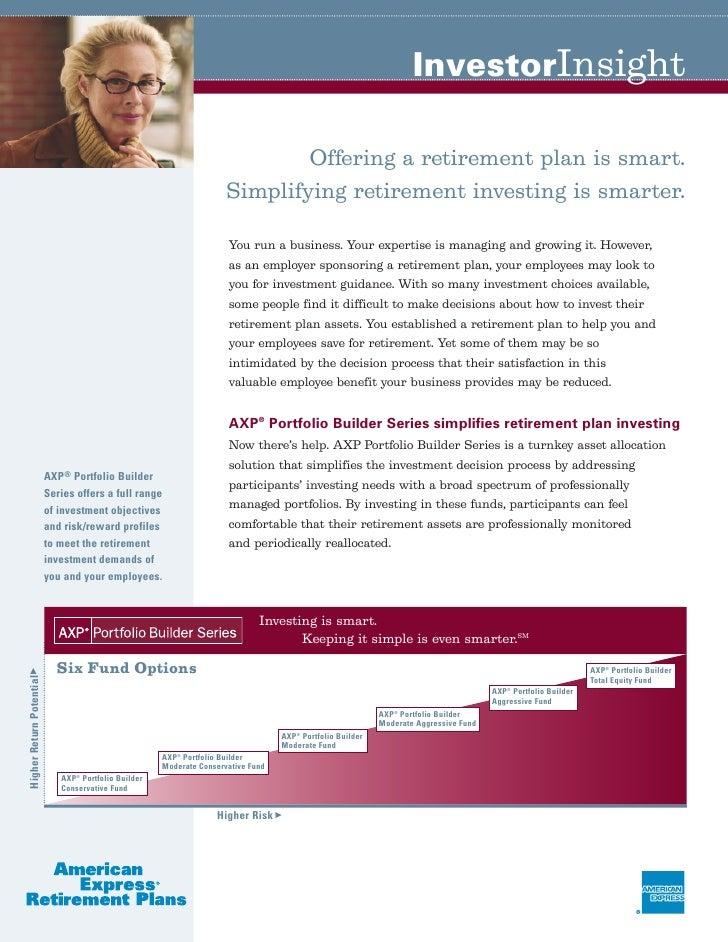 Retirement Plans Investor Insight 230594