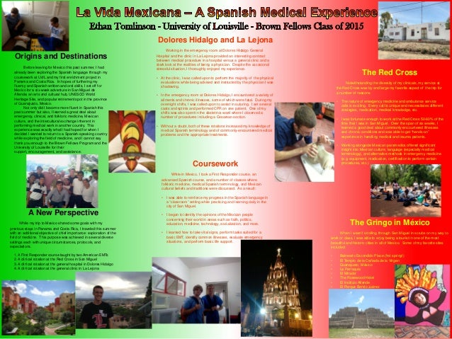 Dolores Hidalgo and La Lejona Origins and Destinations Before leaving for Mexico this past summer, I had already been expl...