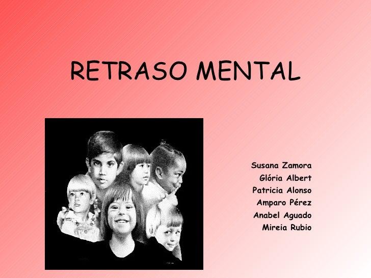 Retraso Mental