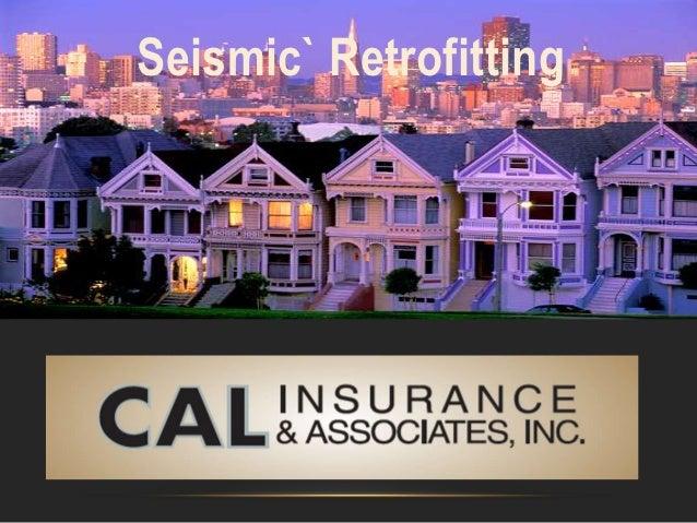 Seismic` Retrofitting