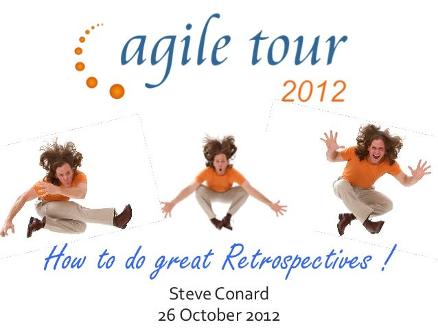 Retrospectives session agile tours 2012 bru