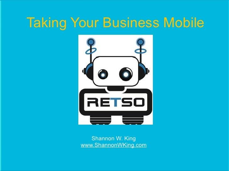 Mobile Agent - RETSO