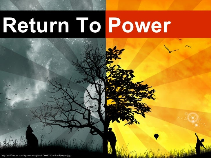 Return To Power