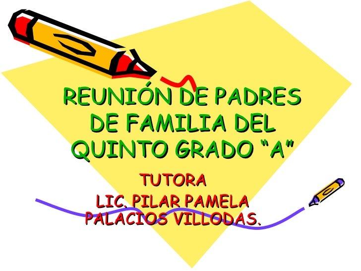 Recados Para Reunion De Padres