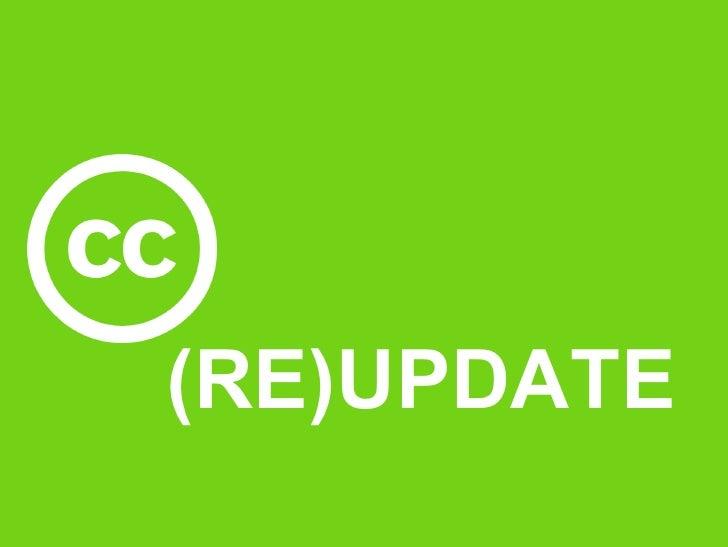 (RE)UPDATE: March 2008 Update of Jon Phillips Creative Commons Projects