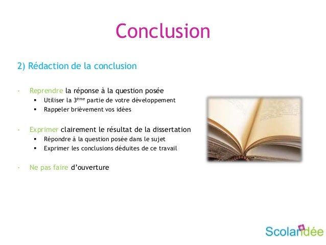 comment faire une conclusion de dissertation en philosophie Comment faire une conclusion de dissertation de philo common app essay help 2015 comment faire une conclusion de dissertation en philosophie ce liu.