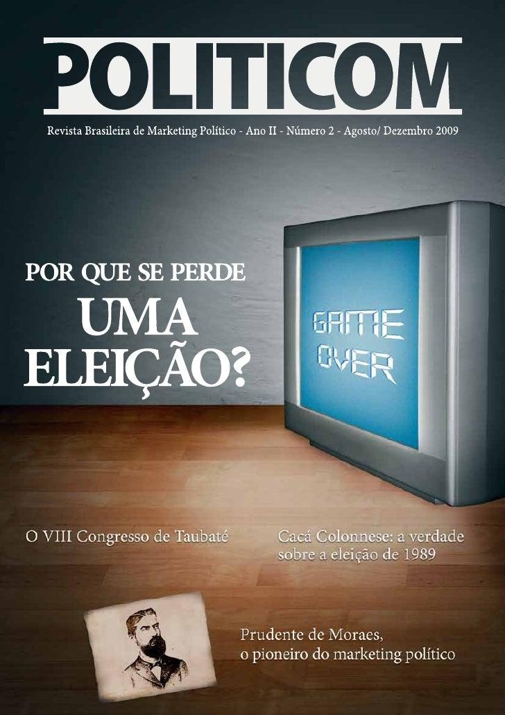 Revista Politicom - Ano 2 - Nº 2 - Ago-Dez 2009