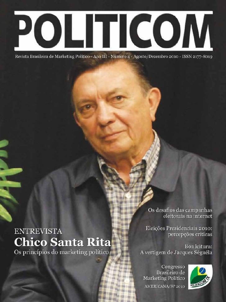 Revista Politicom - Ano 3 - Nº 4 - Ago-Dez 2010