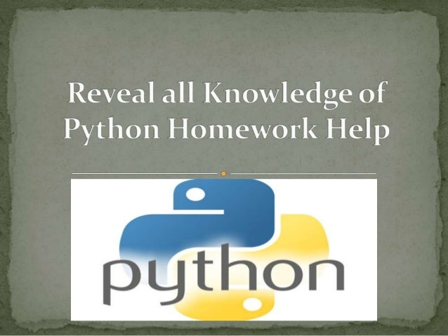 ... help and editing service write my python need. Parent guide by high