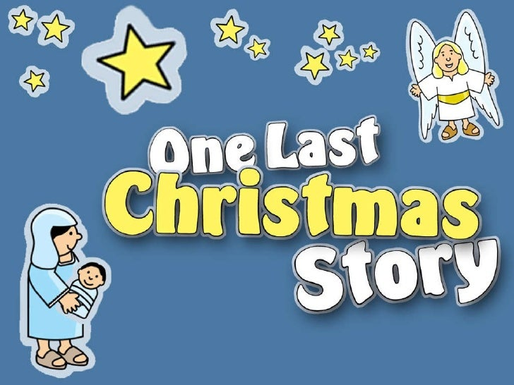One More Christmas Story