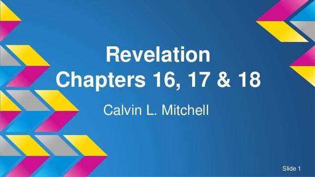 Revelation Chapters 1 - 5 ( Thru the Bible ), Dr. J. Vernon McGee, 078520895X, B