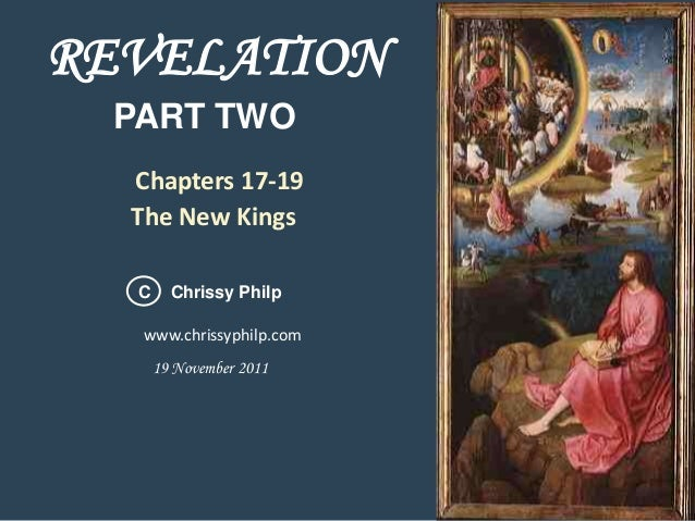Revelation Part Two