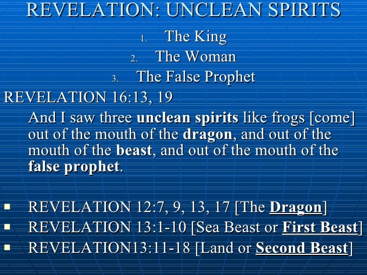 Four Beasts of Revelation and What They Represent