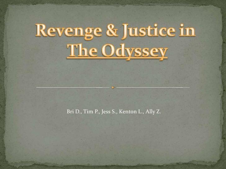 Justice Vs Revenge Essays
