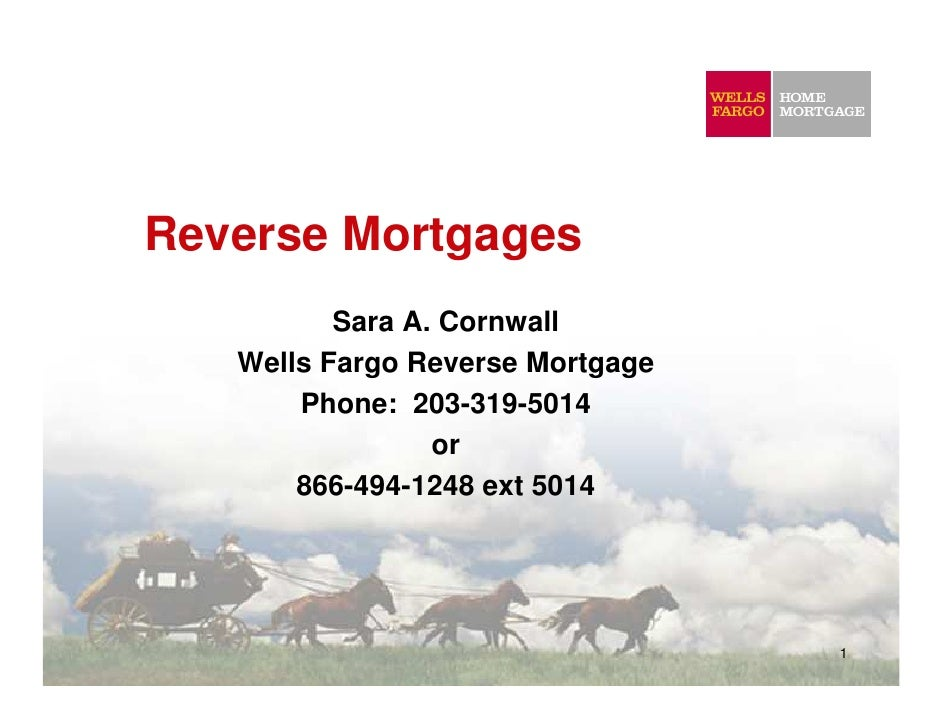 Reverse Mortgages The Ab Cs