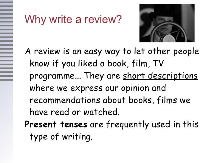 revuew essay Review essay review is an essay writing assignment that should give a critical, well-argumentative evaluation of the fact or the event depending on the requirements set by your tutor, it may be formal or informal.
