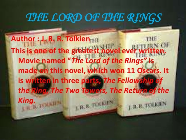 lord of the rings review Our review of the lord of the rings: the motion picture trilogy extended edition on blu-ray follows after the jump you know the drill.