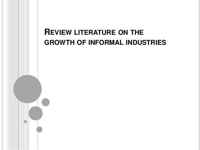 Education and economic growth a literature review