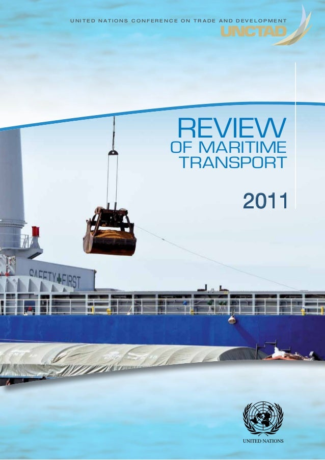 Review Of Maritime Transport 2011