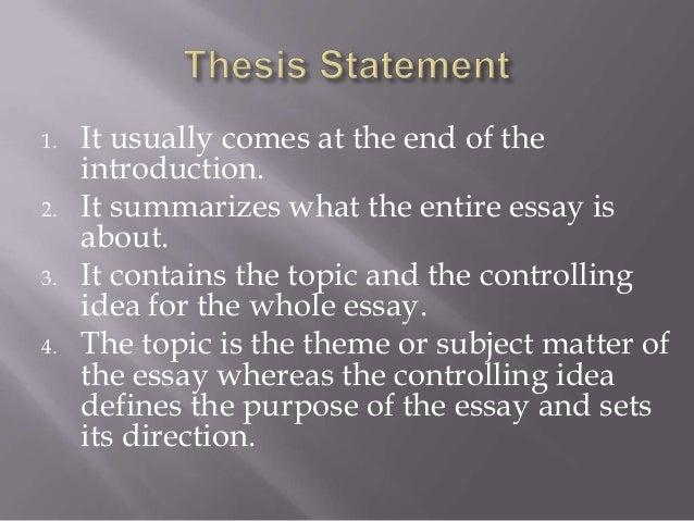 How do I end a 2 paragraph essay?