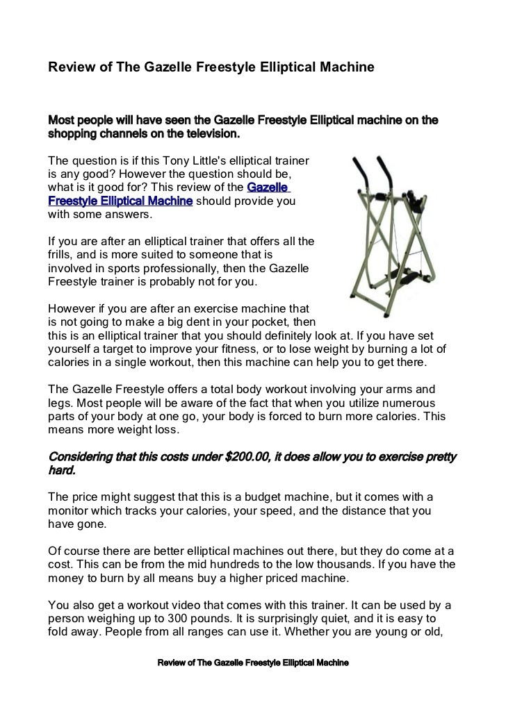 owners manual 630 asr nordictrack elliptical