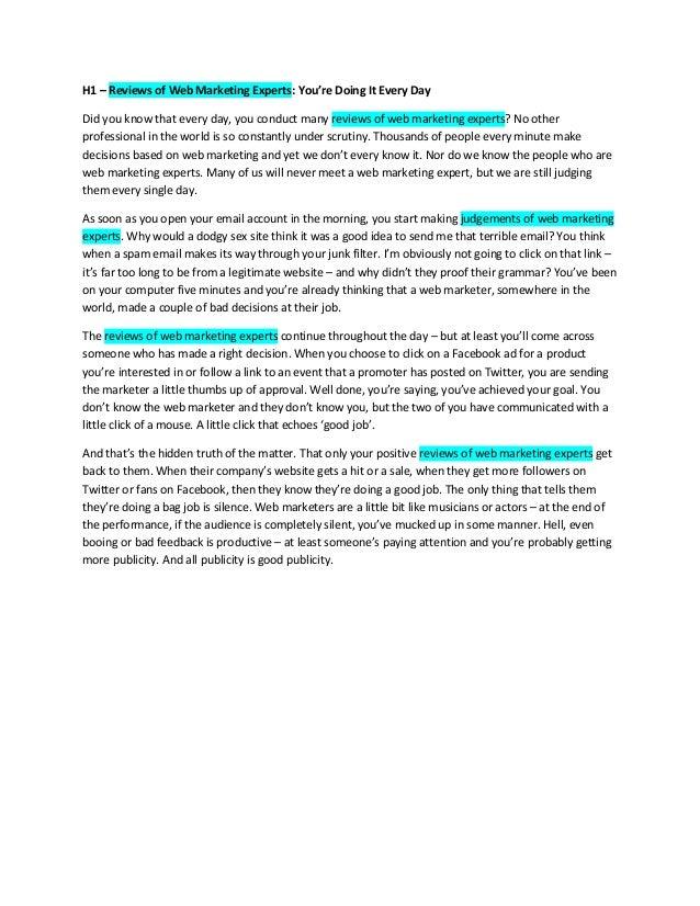 Reviews web marketing experts 2013 03_12_07_57_29_357