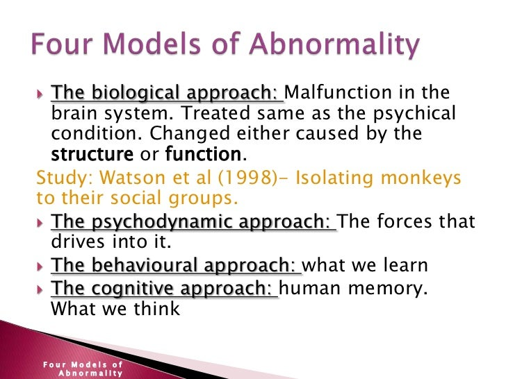 "mental abnormality essay Bam 13awith reference to research, examine the concepts of normality and abnormality ""abnormal behaviour"" or psychological disorder."