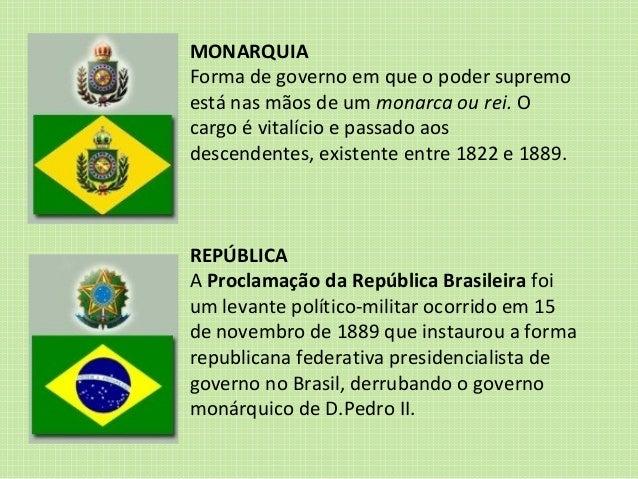 MONARQUIAForma de governo em que o poder supremoestá nas mãos de um monarca ou rei. Ocargo é vitalício e passado aosdescen...