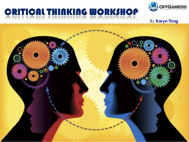 critical thinking games for college students