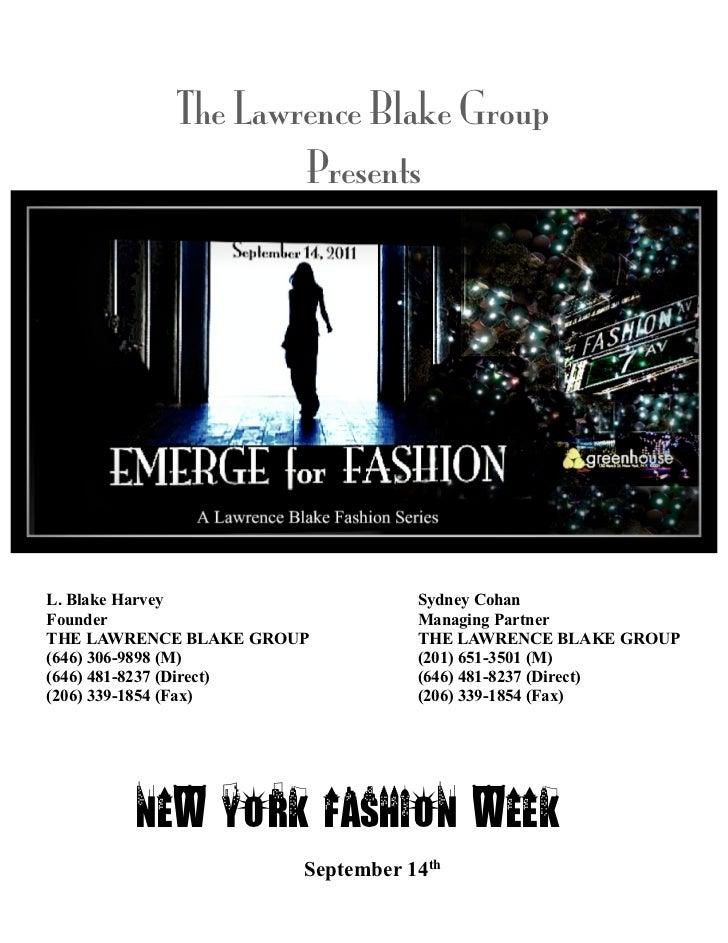 Emerge For Fashion