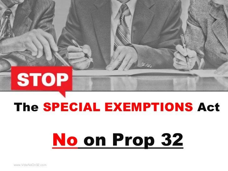 Revised prop 32 presentation 09 10-2012