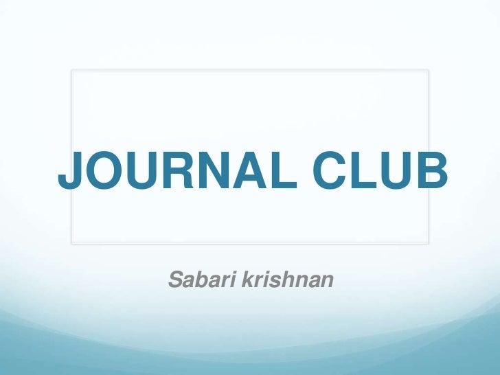 sabari krishnan