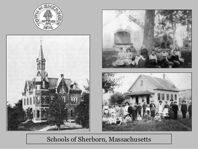 Schools of Sherborn, Massachusetts