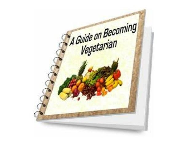 What is a Vegetarian?