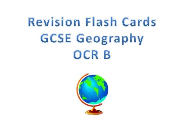 How did you find the Geography Paper today? (GCSE OCR C)?
